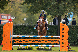 Cornelis Erin, BEL, Orchid's Ero<br /> Nationaal Kampioenschap LRV Ponies <br /> Lummen 2020<br /> © Hippo Foto - Dirk Caremans<br /> 27/09/2020