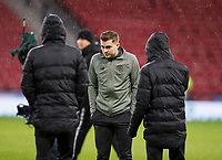Football - 2019 Betfred Scottish League Cup Final - Celtic vs. Rangers<br /> <br /> James Forrest of Celtic, Glasgow.<br /> <br /> COLORSPORT/BRUCE WHITE