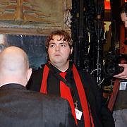 NLD/Amsterdam/20061116 - Premiere James Bond film Casino Royale, Jakhals Frank