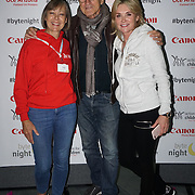 London, UK. 7th October, 2016. Larry Lamb,Jenny Agutter and Anthea Turner attend the Byte Night 2016 - Action for Children to tackle youth homelessness in London at Norton Rose Fulbright, 3 More London Riverside, London, UK. Photo by See Li