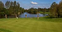ZWOLLE - Hole 11 van Golf Club Zwolle . COPYRIGHT KOEN SUYK