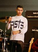 Asian Dub Foundation rehearsals