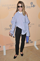 Rebecca Gayheart arrives at Step Up's 14th Annual Inspiration Awards held athe Beverly Hilton in Beverly Hills, CA on Friday, June 2, 2017. (Photo By Sthanlee B. Mirador) *** Please Use Credit from Credit Field ***