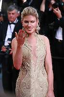 Hofit Golan at the the Mr. Turner gala screening red carpet at the 67th Cannes Film Festival France. Thursday 15th May 2014 in Cannes Film Festival, France.