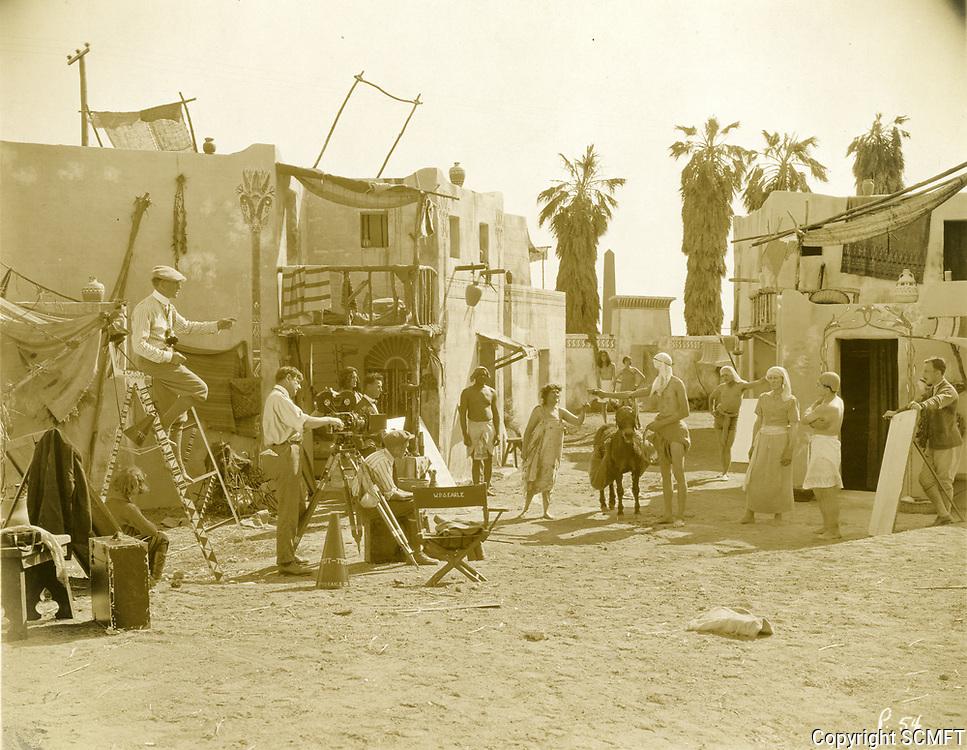 1923 FBO Studios on Gower St.