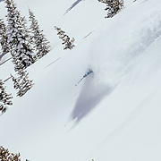 Tanner Flanagan heads deep into the Teton backcountry to find the deepest powder of many seasons past before it all melts.