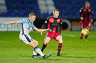 Stephen Kelly of Ross County during the Scottish Premiership match between Ross County FC and St Mirren FC at the Global Energy Stadium, Dingwall, Scotland on 26 December 2020