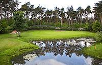 HERKENBOSCH- Hole 11, rood 2, Golfbaan Herkenbosch bij Roermond. FOTO KOEN SUYK