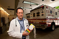 Dr. Dajer now chairs the department of emergency medicine at the renamed New York Downtown Hospital.