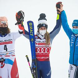 20210117: SLO, Alpine Ski - 57th Golden Fox / 57. Zlata Lisica, Women's Giant Slalom