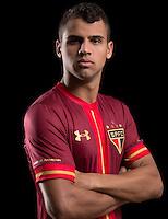 Brazilian Football League Serie A / <br /> ( Sao Paulo Football Clube ) - <br /> LUCAS CAVALCANTE SILVA AFONSO