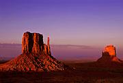 Mittens, Monument Valley, UT