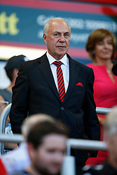 AFC Bournemouth chairman Jeff Mostyn - Mandatory by-line: Jason Brown/JMP - Mobile 07966 386802 08/08/2015 - FOOTBALL - Bournemouth, Vitality Stadium - AFC Bournemouth v Aston Villa - Barclays Premier League - Season opener