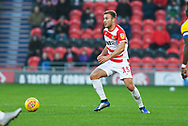 Herbie Kane of Doncaster Rovers (15) in action during the EFL Sky Bet League 1 match between Doncaster Rovers and AFC Wimbledon at the Keepmoat Stadium, Doncaster, England on 17 November 2018.