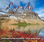 PRODUCT: Book<br /> TITLE: Canada<br /> CLIENT: Editions des Plaines