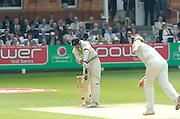 2004 1st NPower Test  - England v New Zealand. <br /> 20/05/2004<br /> <br /> <br />  <br /> <br />     [Credit Peter Spurrier Intersport Images}