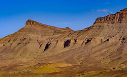 Mountain landscape near Tazzarine, Morocco<br /> <br /> (c) Andrew Wilson | Edinburgh Elite media