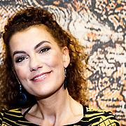 """NLD//Amsterdam/20160426 - Perspresentatie """"De Wereld Rond in 6 Stappen"""", Tatum Dagelet"""