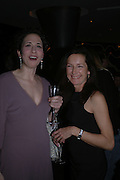 Anna Murphy. Launch of the Sunday Telegraph magazine 'Stella'. Momo, Berkeley St. London.   November 2005 . ONE TIME USE ONLY - DO NOT ARCHIVE © Copyright Photograph by Dafydd Jones 66 Stockwell Park Rd. London SW9 0DA Tel 020 7733 0108 www.dafjones.com