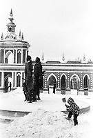 Moskva.<br /> Foto: Svein Ove Ekornesvåg