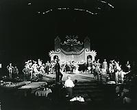 1948 Rehearsal at Earl Carroll Theater
