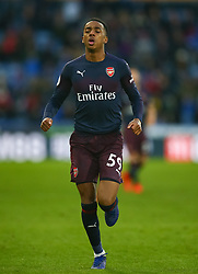 Arsenal's Joe Willock