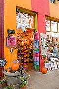 Loft gift shop on Broadway in Asheville, North Carolina.