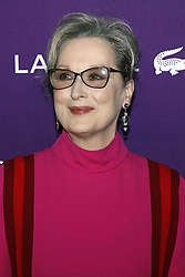 February 22, 2017 - La, CA, United States of America - Actress Meryl Streep arriving at the 19th CDGA (Costume Designers Guild Awards) at The Beverly Hilton Hotel on February 21, 2017 in Beverly Hills, California  (Credit Image: © Famous/Ace Pictures via ZUMA Press)