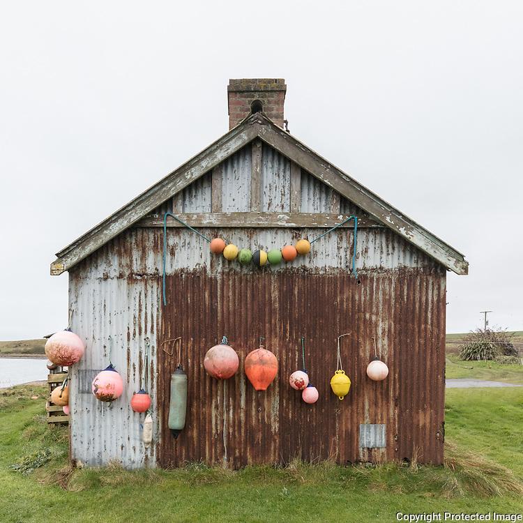 Buoy House IV, Portacree, Dumfries and Galloway, Scotland.