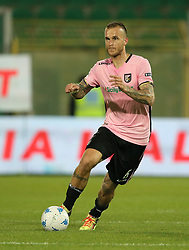 March 10, 2018 - Palermo, Sicily, Italy - ALJAZ STRUNA of Palermo during the serie B match between US Citta di Palermo and Frosinone at Stadio Renzo Barbera on March 10, 2018 in Palermo, Italy. (Credit Image: © Gabriele Maricchiolo/NurPhoto via ZUMA Press)