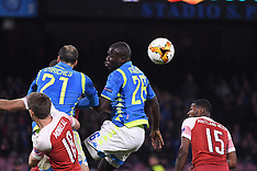 Napoli vs Arsenal 19 April 2019