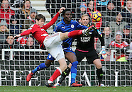 Middlesbrough v Leicester City 020117