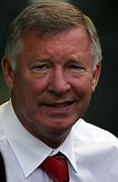 Photo: Paul Thomas.<br /> Glasgow Celtic v Manchester United. Pre Season Friendly. 26/07/2006.<br /> <br /> Sir Alex Ferguson.