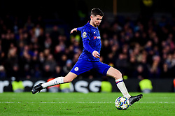 Mateo Kovacic of Chelsea - Mandatory by-line: Ryan Hiscott/JMP - 10/12/2019 - FOOTBALL - Stamford Bridge - London, England - Chelsea v Lille - UEFA Champions League group stage