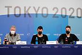 210721 Swimming Press - Tokyo 2020