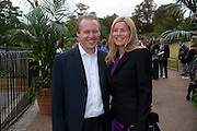 JO BAMFORD; ALEX BAMFORD, The Royal Parks Foundation with Halcyon Gallery unveils Isis, a new sculpture in Hyde Park. Next to the Serpentine lake. London. 7 September 2009.
