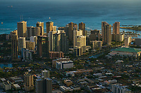 Waikiki District & Ala Wai Canal