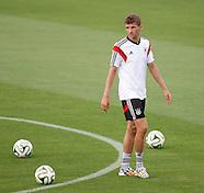Germany Training 120714