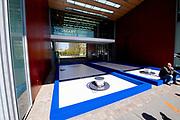 EINDHOVEN, 26-04-2021, High Tech Campus<br /> <br /> Alles klaar voor Koningsdag 2021 in Eindhoven op de High Tech Campus in Eindhoven Foto: Brunopress/Patrick van Emst<br /> <br /> Op de foto:  Hover
