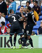 Cardiff City v Tottenham Hotspur 220913