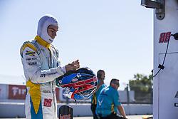 September 15, 2018 - Sonoma, California, United Stated - COLTON HERTA (88) of the United States prepares to practice for the Indycar Grand Prix of Sonoma at Sonoma Raceway in Sonoma, California. (Credit Image: © Justin R. Noe Asp Inc/ASP via ZUMA Wire)