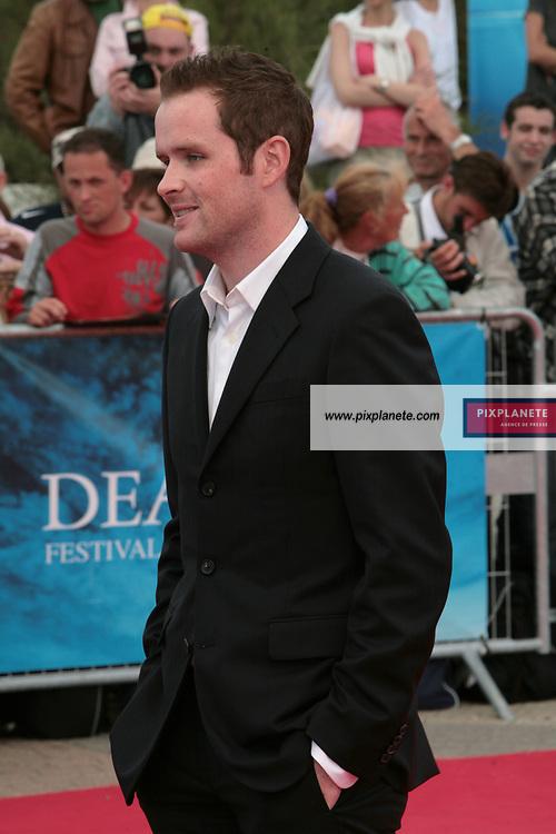 Patrick Carroll - 33 ème Festival du Film Américain de Deauville - 7/09/2007 - JSB / PixPlanete