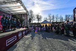 March 9, 2019 - Siena, Italia - Foto LaPresse - Gian MAttia D'Alberto.09 Marzo 2019 Siena (Italia).Sport Ciclismo.Strade Bianche 2019 - Gara donne - da Siena a Siena .Nella foto: foglio firma..Photo LaPresse - Gian MAttia D'Alberto.March, 09 2019 Siena (Italy) .Sport Cycling.Strade Bianche 2018 - Women's race - from Siena to.Siena  (Credit Image: © Gian Mattia D'Alberto/Lapresse via ZUMA Press)