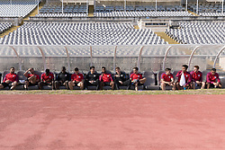 November 8, 2017 - Lisbon, Portugal - Lisbon, Portugal - Thursday November 9, 2017: The USMNT practice at Estadio Nacional Stadium. (Credit Image: © John Dorton/ISIPhotos via ZUMA Wire)