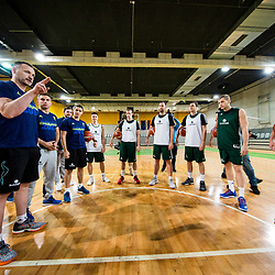 20171120: SLO, Basketball - Practice session of Slovenian National team