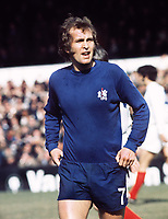 Fotball<br /> England<br /> Foto: Colorsport/Digitalsport<br /> NORWAY ONLY<br /> <br /> Chelsea historikk<br /> Tommy Baldwin (Chelsea). Chelsea v Leeds United. 27/3/71