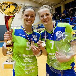 20140223: SLO, Handball - Finale Pokala Slovenije za zenske