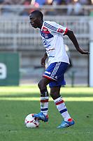 FOOTBALL - FRENCH CHAMPIONSHIP 2012/2013 - L1 - OLYMPIQUE LYONNAIS v AC AJACCIO - 16/09/2012 - PHOTO EDDY LEMAISTRE / DPPI - Mouhamadou DABO (OL)