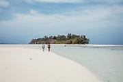 INDONESIA, Karimunjawa Archipelago, Cemara Besan , so called Robinson Island, a desert island