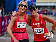 Athletics Half Marathon<br /> Men/Women<br /> QUEENS WHARF<br /> World Masters Games Auckland<br /> April 20-30 2017<br /> Photo by CMGSPORT<br /> www.cmgsport.co.nz